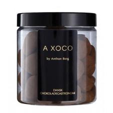A XOCO mandler i hvid chokolade og lakrids